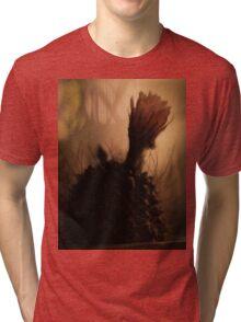 Night Blossom Tri-blend T-Shirt