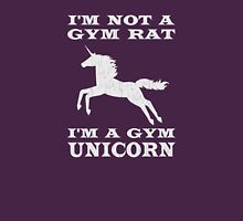 I'm Not A Gym Rat I'm A Gym Unicorn T-Shirt