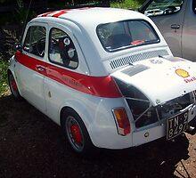 "FIAT ""695"" (500) ABARTH  by sstarlightss"