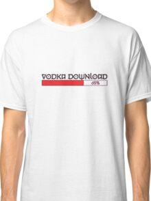 vodka download Classic T-Shirt