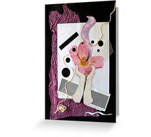 ...embrace feminine Greeting Card