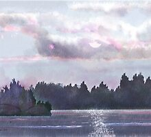 Take My Breath Away inspired by Eva Cassidy's song. by Joan A Hamilton