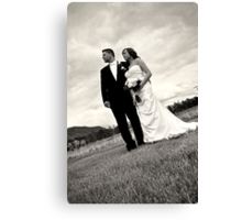 Lovestrong Canvas Print