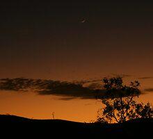 The Pilbara Outback-Sunrise by bushplumbersmrs