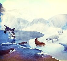 Artic Morning by 2HivelysArt