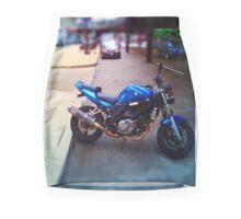 Model Motorcycle Pencil Skirt