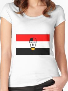 Egyptian ORIGIN Women's Fitted Scoop T-Shirt