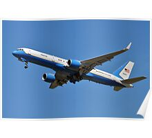 Air Force Two Poster