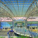 Portland International Airport by Bob Hortman