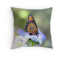 """The Queen"" Throw Pillow"