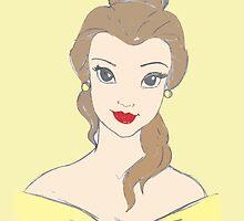 Belle by nictheprincess