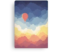 Balloon Canvas Print