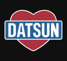 Datsun Love by The World Of Pootermobile