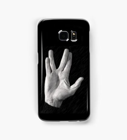 Live Long and Prosper Samsung Galaxy Case/Skin