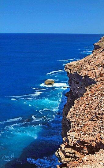 Great Australian Bight, South Australia by Adrian Paul