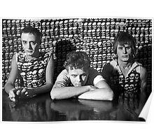 Tom Ellard with Severed Heads at Art Unit 1983 Poster