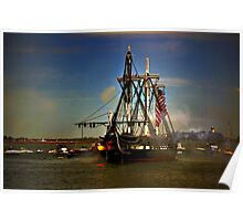 Independence Day Celebration with USS Constitution  Poster