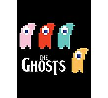 Ghostmania with The Ghosts Photographic Print