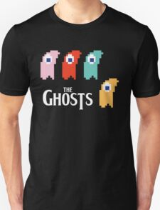 Ghostmania with The Ghosts T-Shirt