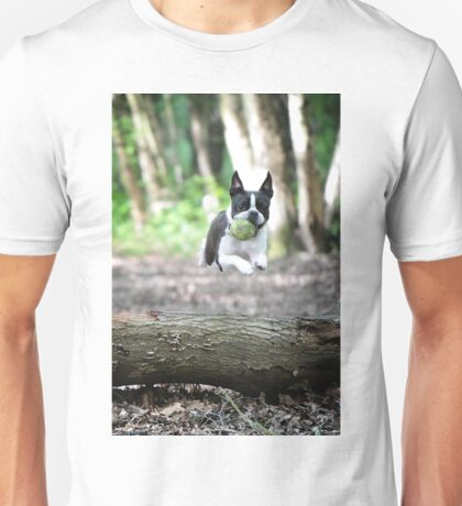 Look, I can fly! Unisex T-Shirt