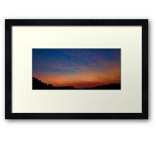 Hello 9th July 21010 Framed Print