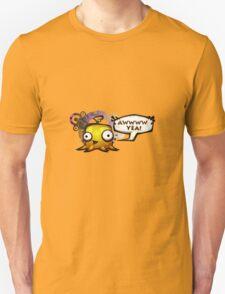 Awww Yeah! Unisex T-Shirt