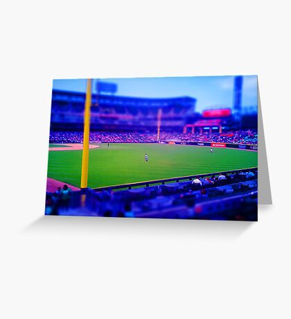 White Sox vs Blue Jays Greeting Card