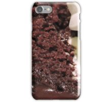 In Deep (With Chocolate) iPhone Case/Skin