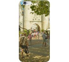 La Rochelle, France iPhone Case/Skin