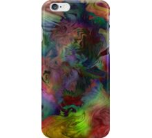 Pattern in color 1.1 iPhone Case/Skin