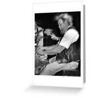 Keyboard Player #1 Greeting Card