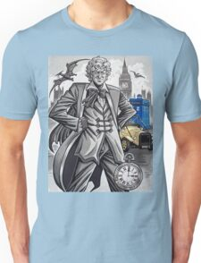 The Third Doctor Unisex T-Shirt