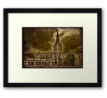 Salisbury Cathedral Framed Print