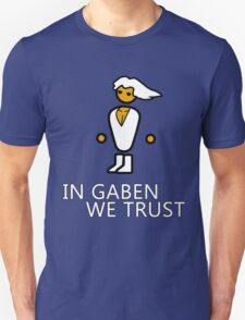 In gaben we trust, PC master race T-Shirt