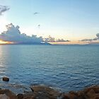 Magnetic Island - Across Cleveland Bay by Paul Gilbert