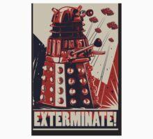 Exterminate Dalek Kids Clothes