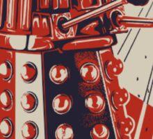 Exterminate Dalek Sticker