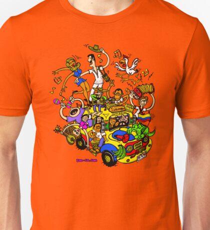 Chiva Colombiana Bicentenario Unisex T-Shirt
