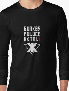 BUNKER PALACE HOTEL Long Sleeve T-Shirt