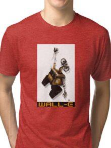 Wall•E Art Tri-blend T-Shirt