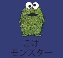 KOKE MONSUTA     こけ  モンスター by Rob Price