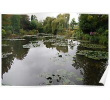 Monet's Giverny Poster