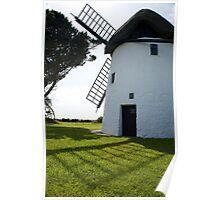 Tacumshane windmill Poster