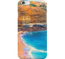 Ericeira beach iPhone Case/Skin
