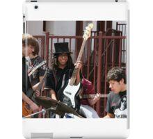 The Jam iPad Case/Skin