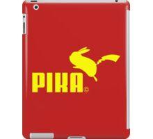 pika pika pikachu ! iPad Case/Skin