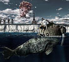 I am the Walrus by Duncando
