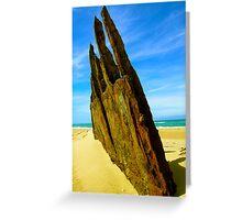 90 mile shipwreck - Trinculo series 1 Greeting Card