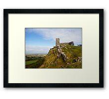 Brentor Church Dartmoor  Framed Print