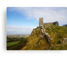 Brentor Church Dartmoor  Canvas Print